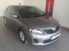 2017 Toyota Corolla Quest 1.6 Plus Northern Cape Postmasburg_0