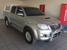 2014 Toyota Hilux 3.0 D-4d Raider 4x4 P/u D/c  Northern Cape