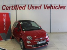 2016 Fiat 500 900T Twinair Lounge Cabriolet Western Cape