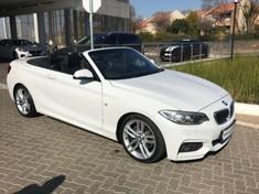 2016 BMW 2 Series 220i Convertible M Sport Auto (F23) Gauteng