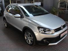 2011 Volkswagen Polo 1.6 Tdi Cross  Gauteng Pretoria_0