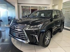 2020 Lexus LX 4.5TD V8 Gauteng