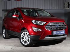 2021 Ford EcoSport 1.0 Ecoboost Titanium Auto North West Province