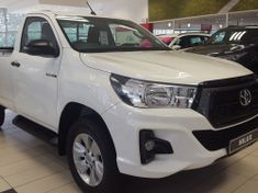 2020 Toyota Hilux 2.4 GD-6 RB SRX Single Cab Bakkie Kwazulu Natal