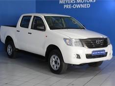 2012 Toyota Hilux 2.5d-4d Srx 4x4 P/u D/c  Eastern Cape