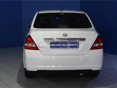 2013 Nissan Tiida 1.6 Visia  MT Sedan Eastern Cape East London_3
