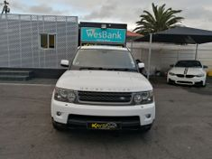 2011 Land Rover Range Rover Sport 3.0 D HSE Western Cape Athlone_1