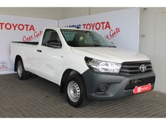 2020 Toyota Hilux 2.4 GD A/C Single Cab Bakkie Western Cape