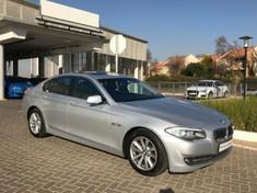 2013 BMW 5 Series 520i A/t (f10)  Gauteng