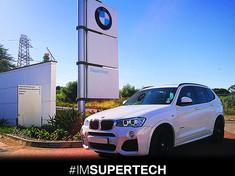 2016 BMW X3 xDRIVE20d M Sport Auto Kwazulu Natal Durban_0