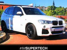2016 BMW X3 xDRIVE20d M Sport Auto Kwazulu Natal Durban_1