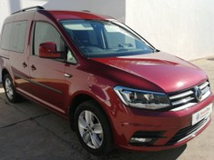 2020 Volkswagen Caddy 1.0 TSI Trendline Western Cape Worcester_0