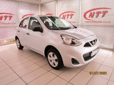 2018 Nissan Micra 1.2 Active Visia+ Mpumalanga