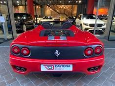 2003 Ferrari 360 Spider F1  Gauteng Johannesburg_4