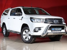 2016 Toyota Hilux 2.8 GD-6 RB Raider Double Cab Bakkie North West Province