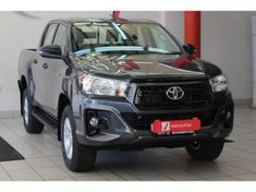 2020 Toyota Hilux 2.4 GD-6 RB SRX Auto Double Cab Bakkie Mpumalanga
