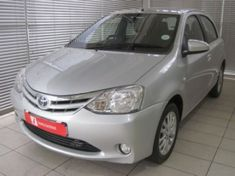 2020 Toyota Etios 1.5 Xs 5dr  Mpumalanga White River_1