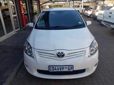 2010 Toyota Auris 1.6 Xr  Gauteng Vanderbijlpark_2