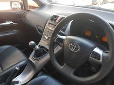 2010 Toyota Auris 1.6 Xr  Gauteng Vanderbijlpark_4
