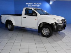 2019 Isuzu D-MAX 250 HO Fleetside Safety Single Cab Bakkie Eastern Cape