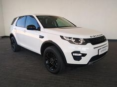 2018 Land Rover Discovery Sport SPORT 2.0i4 D SE North West Province