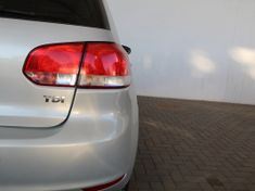 2010 Volkswagen Golf Vi 1.6 Tdi Comfortline Dsg  Northern Cape Kimberley_3
