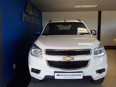 2016 Chevrolet Trailblazer 2.8 LTZ Auto Gauteng Vanderbijlpark_2