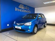 2014 Toyota Etios 1.5 Xs 5dr  Gauteng Vanderbijlpark_0