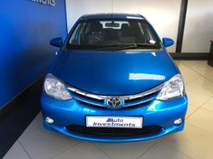 2014 Toyota Etios 1.5 Xs 5dr  Gauteng Vanderbijlpark_3