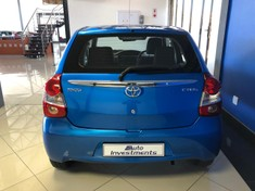 2014 Toyota Etios 1.5 Xs 5dr  Gauteng Vanderbijlpark_4