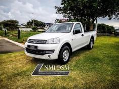 2020 GWM Steed 5 2.2 MPi Workhorse Single Cab Bakkie Kwazulu Natal Umhlanga Rocks_0