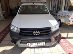 2020 Toyota Hilux 2.0 VVTi AC Single Cab Bakkie Limpopo Hoedspruit_1