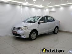 2016 Toyota Etios 1.5 Xs  Kwazulu Natal