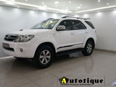 2008 Toyota Fortuner 3.0d-4d Raised Body  Kwazulu Natal Durban_0