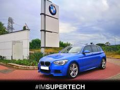 2013 BMW 1 Series 118i M Sport Line 5dr A/t (f20)  Kwazulu Natal