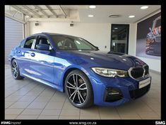 2019 BMW 3 Series 320D M Sport Launch Edition Auto (G20) Western Cape