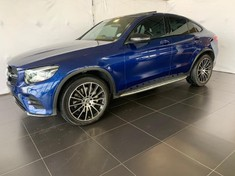 2017 Mercedes-Benz GLC COUPE 250d AMG Western Cape Paarl_1