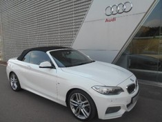 2017 BMW 2 Series 220i Convertible M Sport Auto (F23) North West Province