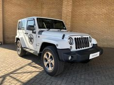 2019 Jeep Wrangler Sahara 3.6l V6 A/t 2dr  Gauteng