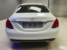 2014 Mercedes-Benz C-Class C180 Be Estate Avantgarde At  Gauteng Vereeniging_4