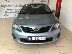 2017 Toyota Corolla Quest 1.6 Plus Limpopo