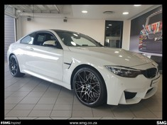 2019 BMW M4 Coupe M-DCT Competition Western Cape