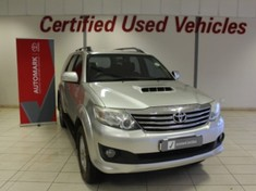 2013 Toyota Fortuner 2.5d-4d Rb  Western Cape