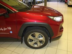 2020 Toyota Rav 4 2.0 GX-R CVT AWD Western Cape Stellenbosch_2