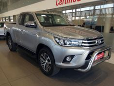 2018 Toyota Hilux 2.8 GD-6 RB Raider Extra Cab Bakkie Auto Limpopo Mokopane_0