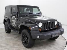 2013 Jeep Wrangler Sahara 3.6l V6 A/t 2dr  Gauteng