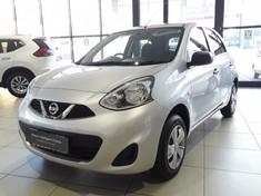2020 Nissan Micra 1.2 Active Visia Free State Bloemfontein_2