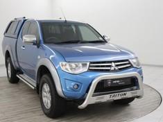 2013 Mitsubishi Triton 2.5 Di-d Club Cab Pu Sc  Gauteng Boksburg_0