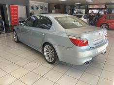 2008 BMW M5 Smg e60  Mpumalanga Middelburg_3