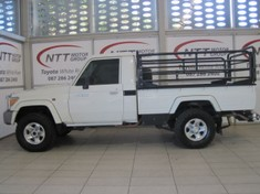 2015 Toyota Land Cruiser 79 4.0p Pu Sc  Mpumalanga White River_4